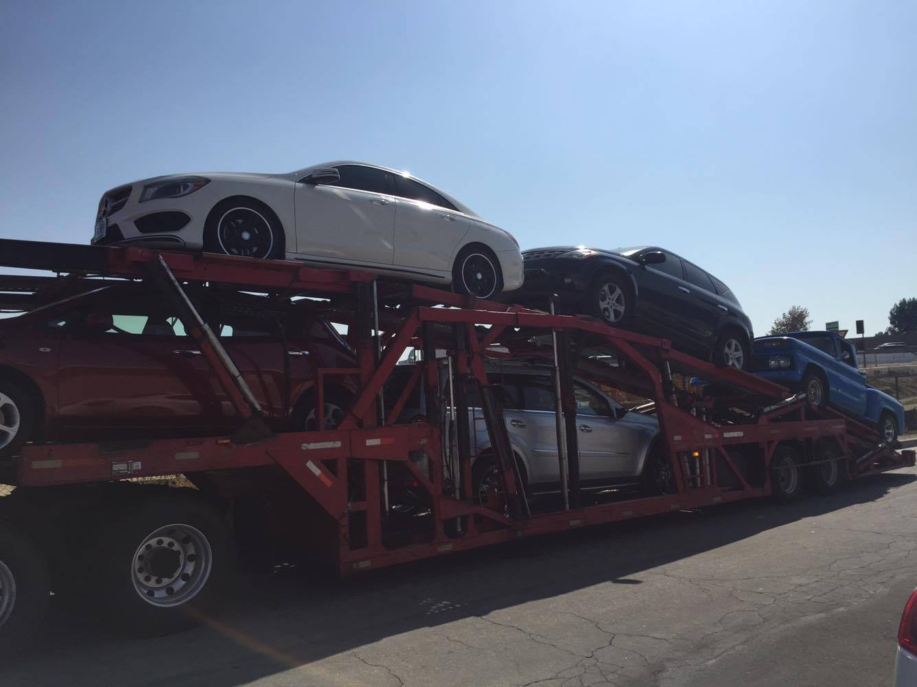 Car Shipping Seattle Auto Transport Vehicle Moving - Show car transport