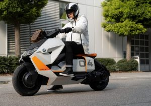BMW Has An Electric Scooter That Looks Ready To Build!!