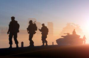 Military Equipment Shipping