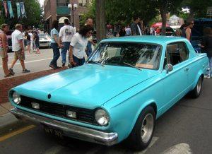 Read more about the article Kurt Cobain Car: '65 Dodge Dart