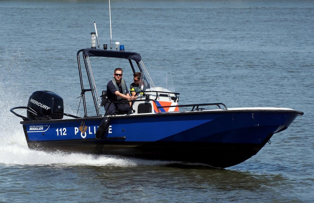 Sheriffs Are Around Looking For A Stolen Boat That May Have Explosives